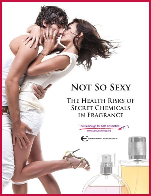 que contiene un perfume