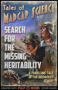 La búsqueda de la heredabilidad faltante. ¡Al menos la búsqueda es real!